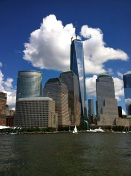 WTC Tower 2013