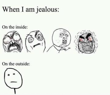 When I Am Jealous