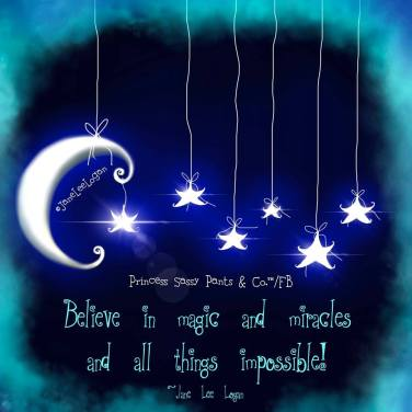 Believe in magic