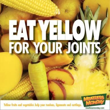 Eat yellow