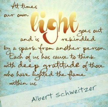 Our own light - Healing Light