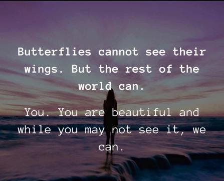 Butterflies and you
