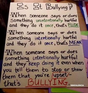 Is It Bullying - Bully Project