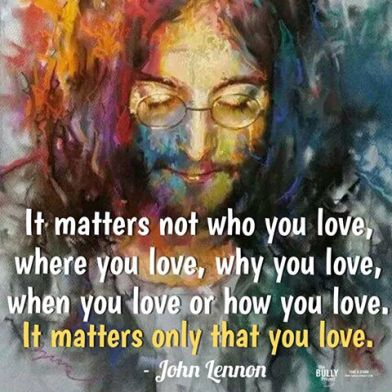 John Lennon on love