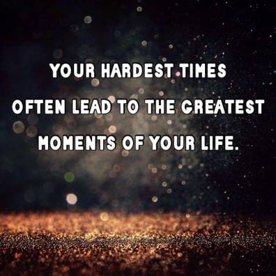 Your hardest times - Healing Light