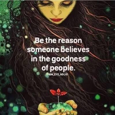 be-the-reason
