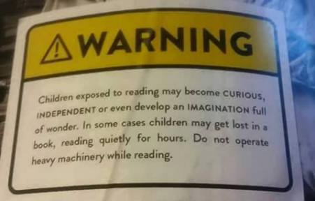 warning-label-for-reading